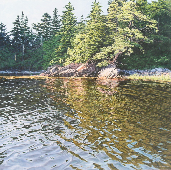 Summer Island, Muscongus Bay